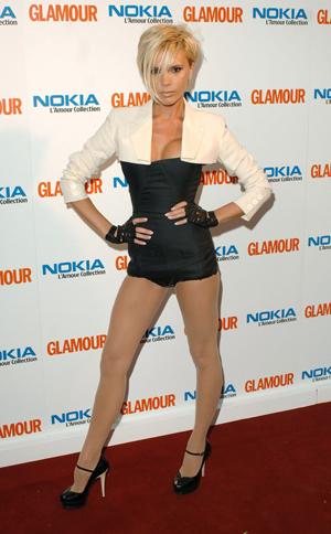 """Victoria Beckham: """"Dentro de mí hay un gay que quiere salir fuera"""" 06-07-10"""