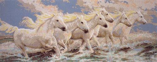 Mitos del caballo blanco Caball13