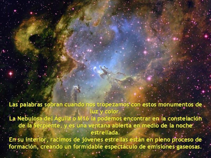 UN VIAJE POR EL ESPACIO.- HUBBLE Diapos12