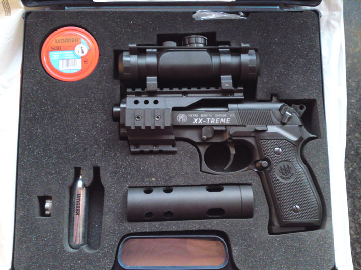 Mon Beretta XX-TREME.... Dsc01310