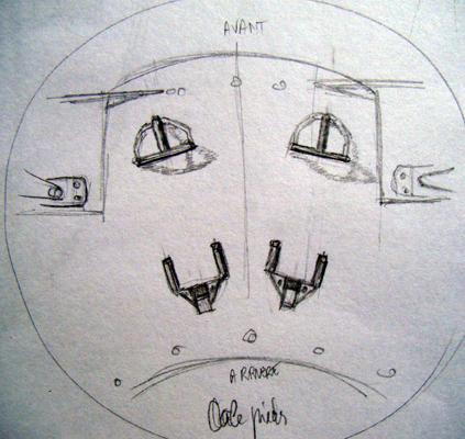 Module lunaire soviétique LK – Maquette 1/24ème - Page 5 0516