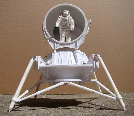 Module lunaire soviétique LK – Maquette 1/24ème - Page 5 0812