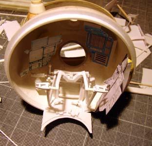Module lunaire soviétique LK – Maquette 1/24ème - Page 6 0815