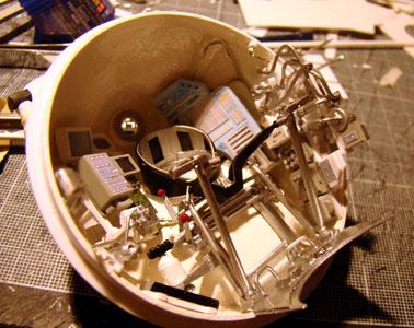 Module lunaire soviétique LK – Maquette 1/24ème - Page 6 10411