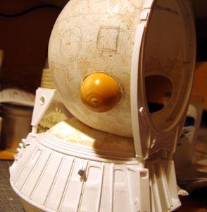 Module lunaire soviétique LK – Maquette 1/24ème - Page 6 40610