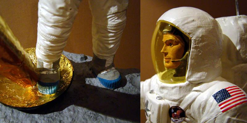 REVELL 1/8 Apollo Astronaut on the Moon 800_b10