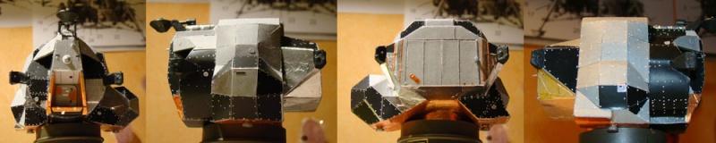 Recherche maquette module lunaire 1/48eme montée Assemb12