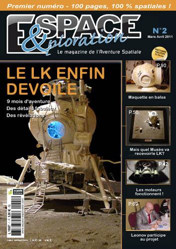 Module lunaire soviétique LK – Maquette 1/24ème - Page 12 Couver10