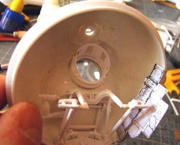 Module lunaire soviétique LK – Maquette 1/24ème - Page 6 Dsc00311