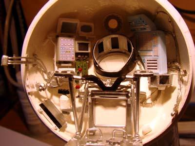 Module lunaire soviétique LK – Maquette 1/24ème - Page 6 Dsc00315