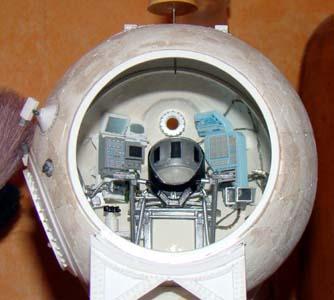 Module lunaire soviétique LK – Maquette 1/24ème - Page 6 Dsc00321