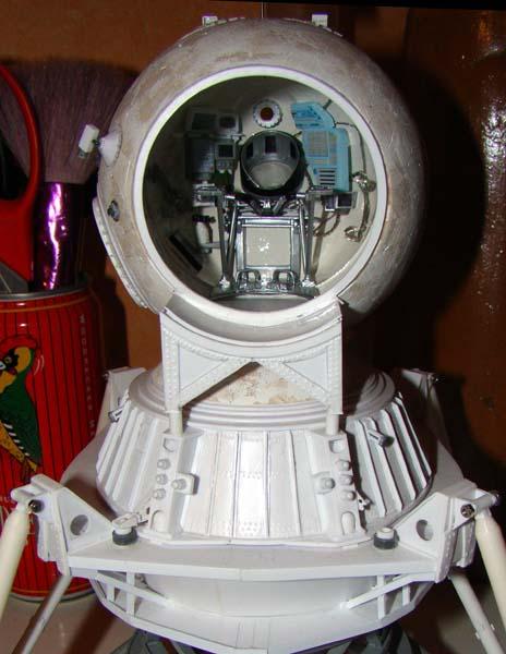 Module lunaire soviétique LK – Maquette 1/24ème - Page 6 Dsc00322