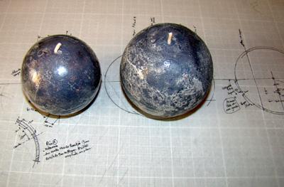 Module lunaire soviétique LK – Maquette 1/24ème Dsc05411