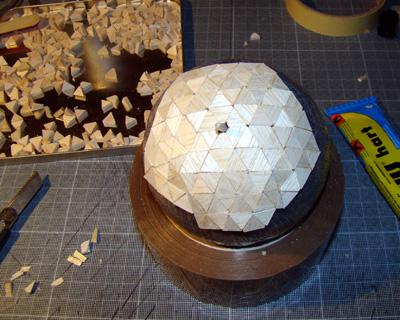 Module lunaire soviétique LK – Maquette 1/24ème Dsc05415