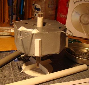 Recherche maquette module lunaire 1/48eme montée - Page 2 Dsc07419