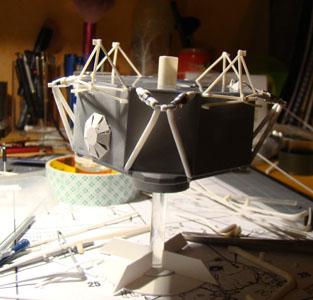 Recherche maquette module lunaire 1/48eme montée - Page 2 Dsc07433