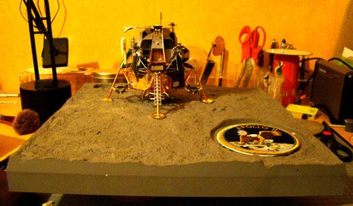 Recherche maquette module lunaire 1/48eme montée - Page 3 Dsc07522