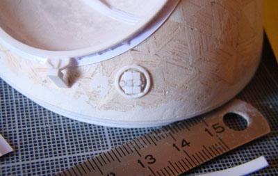 Module lunaire soviétique LK – Maquette 1/24ème Dsc07919