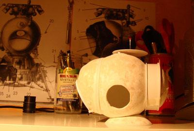 Module lunaire soviétique LK – Maquette 1/24ème Dsc07931