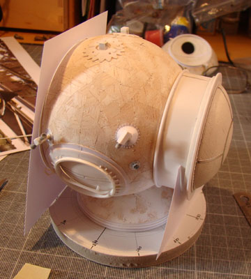 Module lunaire soviétique LK – Maquette 1/24ème - Page 3 Dsc07967