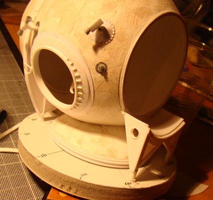 Module lunaire soviétique LK – Maquette 1/24ème - Page 3 Dsc07973