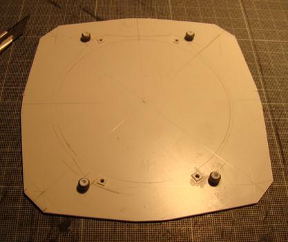 Module lunaire soviétique LK – Maquette 1/24ème - Page 3 Dsc08529