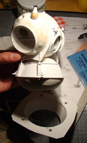 Module lunaire soviétique LK – Maquette 1/24ème - Page 3 Dsc08533