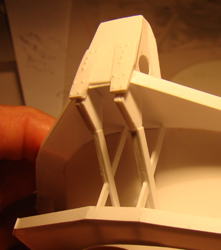 Module lunaire soviétique LK – Maquette 1/24ème - Page 4 Dsc08549
