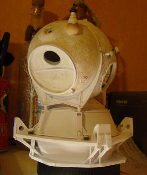Module lunaire soviétique LK – Maquette 1/24ème - Page 4 Dsc08550