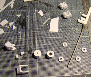 Module lunaire soviétique LK – Maquette 1/24ème - Page 4 Dsc08555