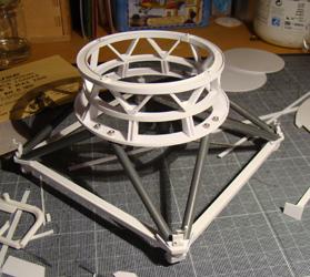 Module lunaire soviétique LK – Maquette 1/24ème - Page 4 Dsc08556