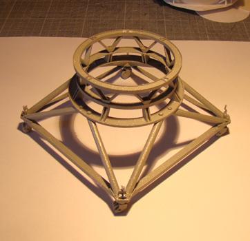 Module lunaire soviétique LK – Maquette 1/24ème - Page 4 Dsc08557