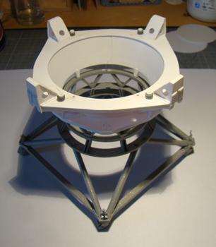 Module lunaire soviétique LK – Maquette 1/24ème - Page 4 Dsc08558