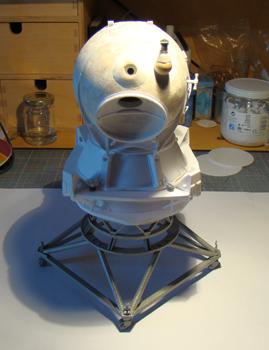 Module lunaire soviétique LK – Maquette 1/24ème - Page 4 Dsc08559