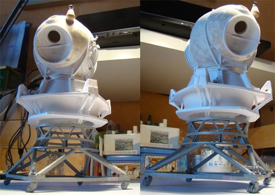Module lunaire soviétique LK – Maquette 1/24ème - Page 4 Dsc08560