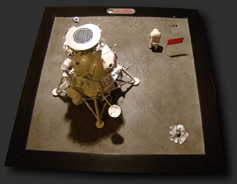 Module lunaire soviétique LK – Maquette 1/24ème - Page 12 Fini_011