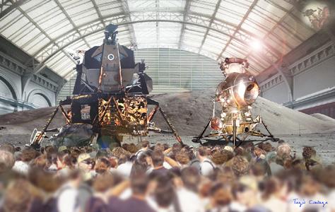 Module lunaire soviétique LK – Maquette 1/24ème - Page 6 Lm_lks10