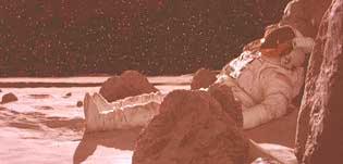 La gravité martienne. Space-11