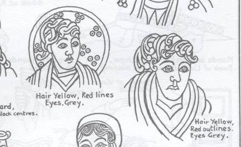 Le livre de Kells Book_411
