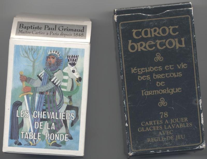 Jeux de cartes bretons Cartes10