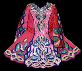 Robes pour la danse irlandaise Danse_14