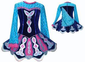 Robes pour la danse irlandaise Danse_16