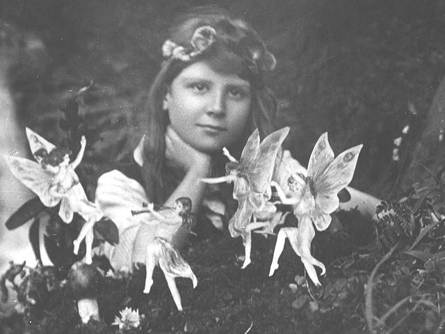 Arthur Conan Doyle et les fées Fairie10