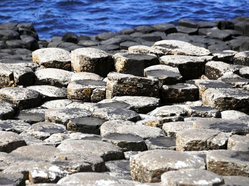 La Chaussée des Géants, paysage d'Irlande du Nord La-cha10