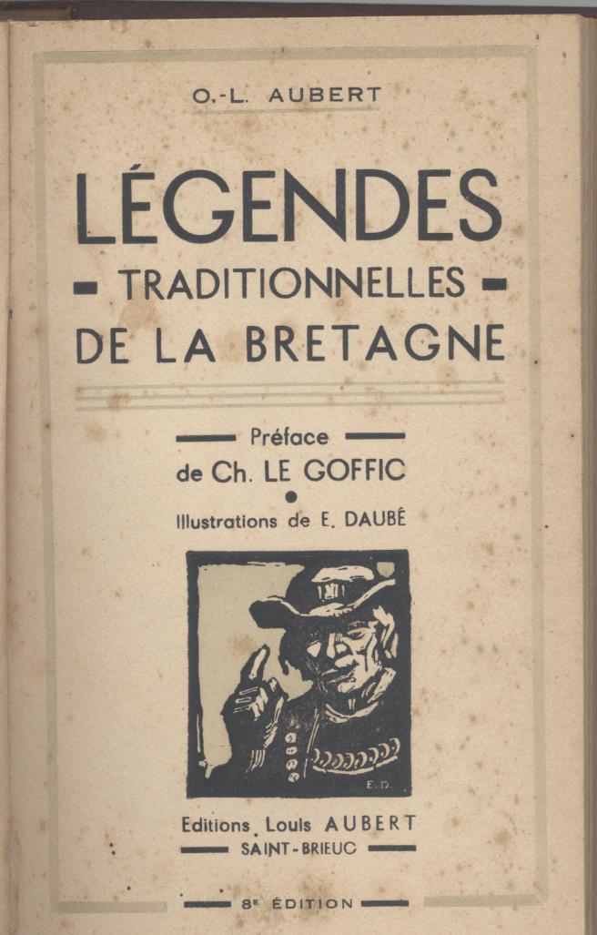 Légendes traditionnelles de la Bretagne Lagend10