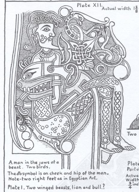 Le livre de Kells Livre_20