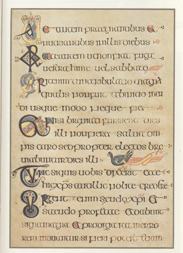 Le livre de Kells - Page 2 Livre_26