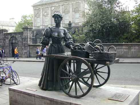 Chanson irlandaise traditionnelle: Molly Malone Mollym10