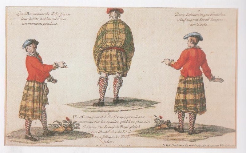 Le plaid ceinturé des Highlanders Plaid_10