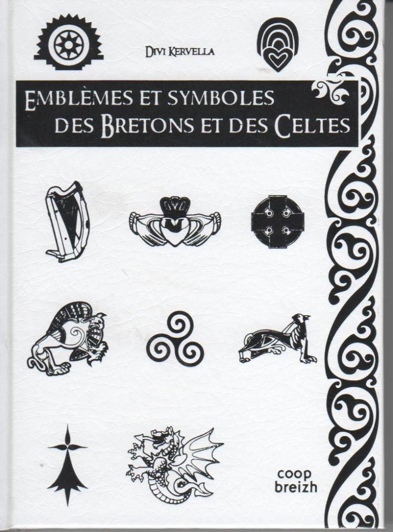 """Livre """"Emblèmes et symboles des Bretons et des Celtes"""" Symbol10"""